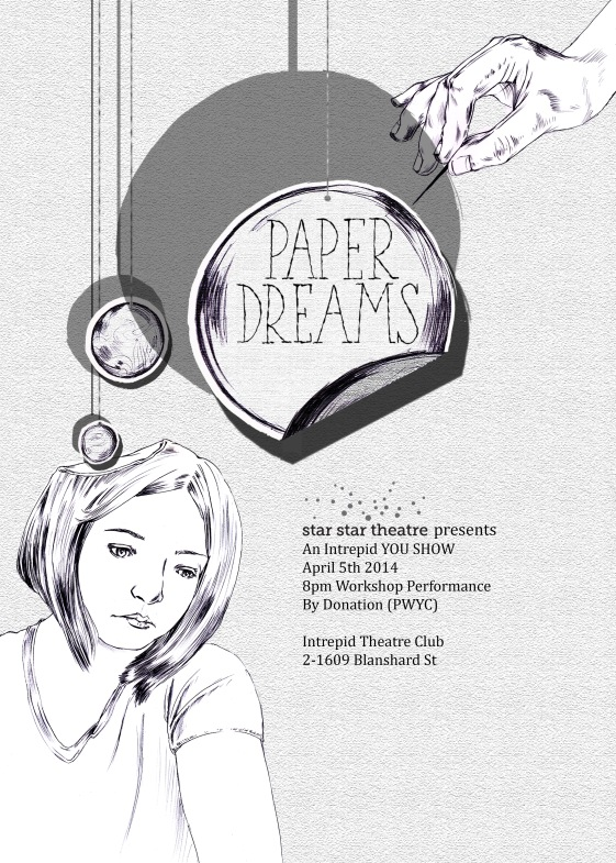 PaperDreamsYOUSHOWposter